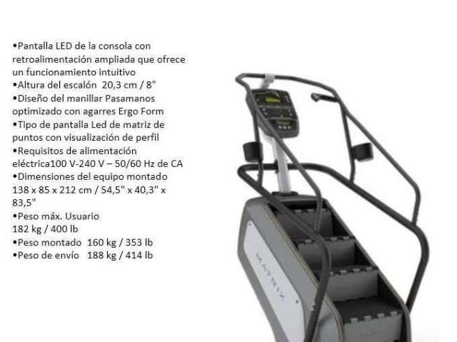 Escalera Matrix C3X